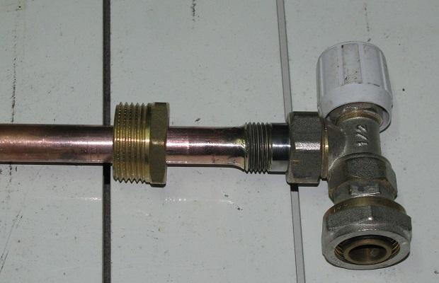 Удлинитель потока с термоголовкой