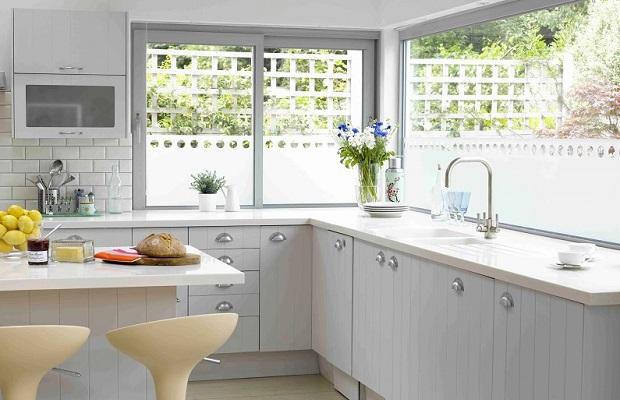 Кухонный гарнитур со стандартными параметрами