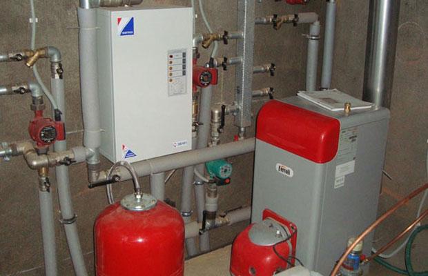 Расход природного газа на отопление дома 200м2