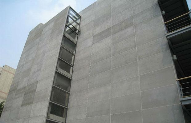 Плиты ЦСП часто используются для фасадов