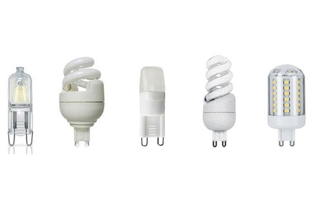 Лампочки со штырьковыми цоколями