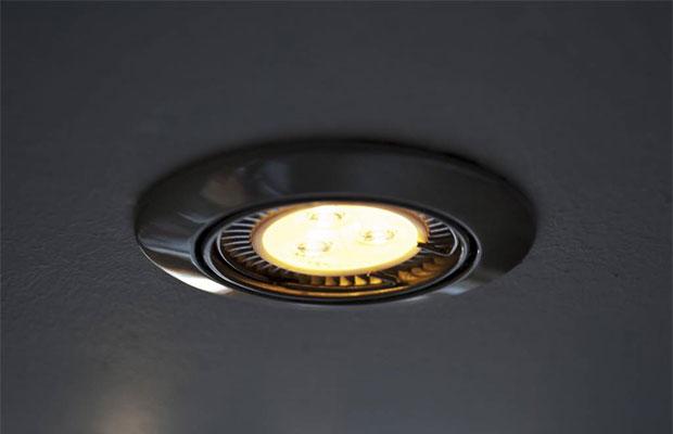 Свечение светодиодов после выключения