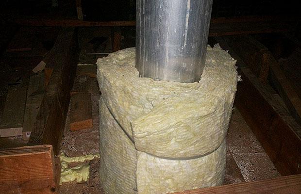 Монтаж защиты на основе базальта