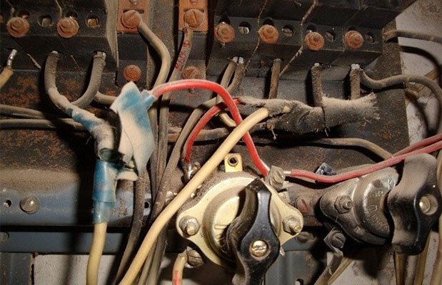 Проверка электропроводки