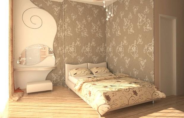 """Обои для спальни должны носить успокаивающий """"характер"""""""