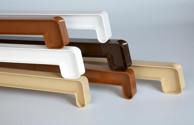 Заглушки для пластикового подоконника