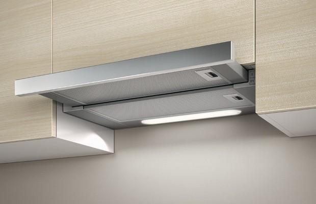 Вытяжка - важный элемент на кухне для избавления от запахов