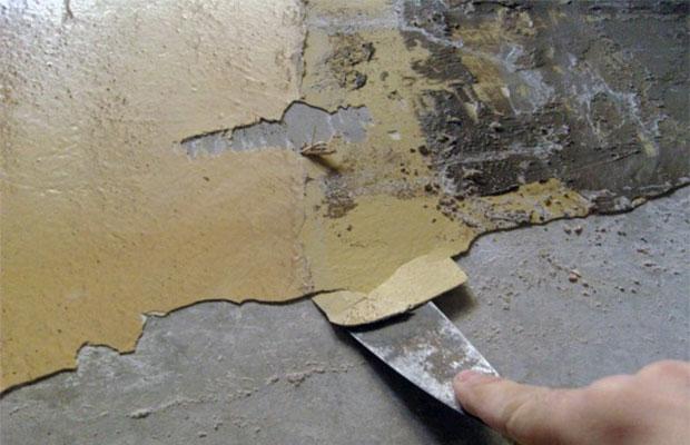 Подходит ли поверхность для оклеивания – изучаем и готовим старое покрытие