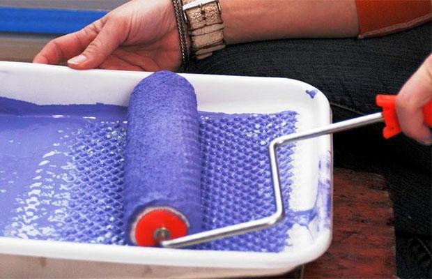 Акриловые краски больше других устойчивы к стиранию