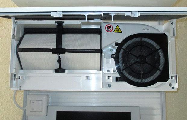 Система с рекуперацией энергии экономит порядка 50 процентов тепла