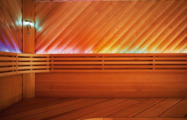 Выбор светильников для бани