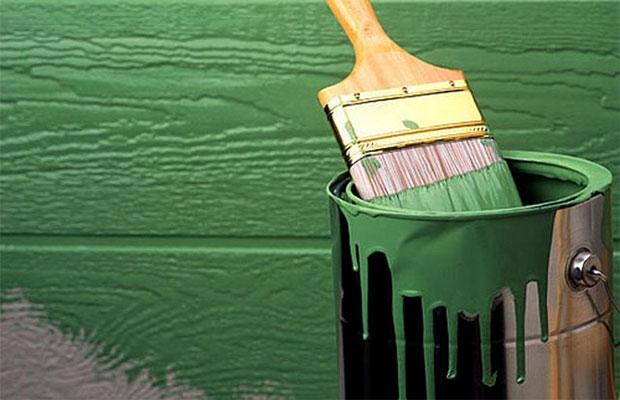 Краска выполняет не только декоративную, но и защитную функуцию