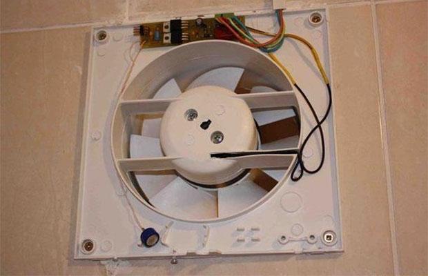 Для оборудования принудительной системы понадобятся вентиляторы