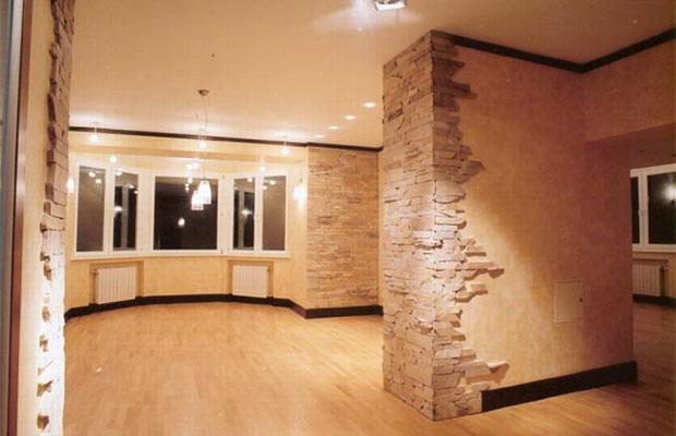 На рынке представлено большое количество отделочных материалов для стен, как классических, так и новых
