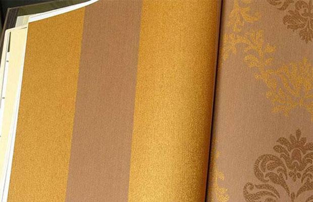 Экологически чистые текстильные обои состоят из двух слоев – бумаги и ткани