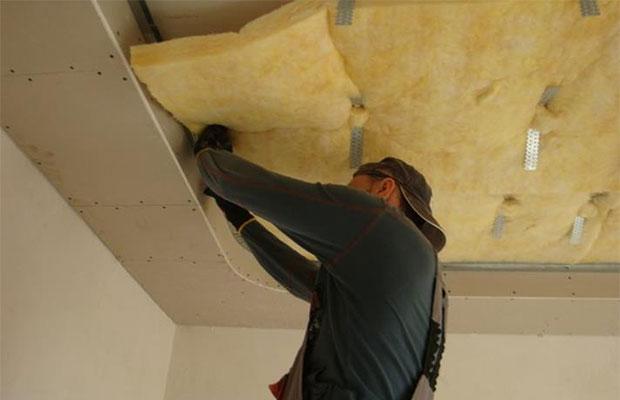 Минеральная вата - один из самых старых материалов для шумоизоляции