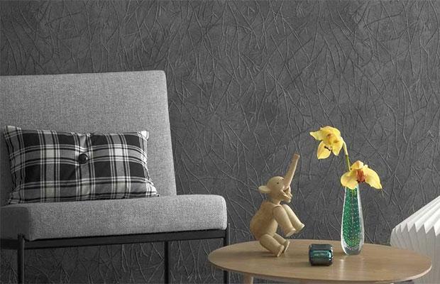 Матовая краска поглощает свет, ее хорошо использовать в больших помещениях