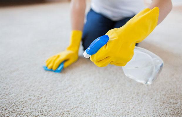 Для ковролина с коротким ворсом можно использовать как сухие, так и влажные способы чистки