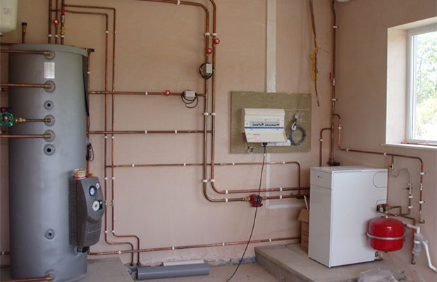 Система отопления с естественной циркуляцией может быть только открытого типа