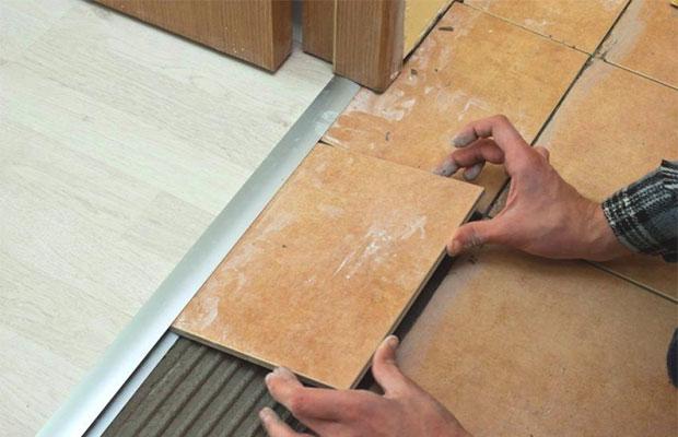 Порожки и молдинги для соединения материалов