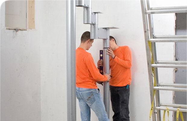 Винтовая лестница на второй этаж – пошаговая инструкция по созданию