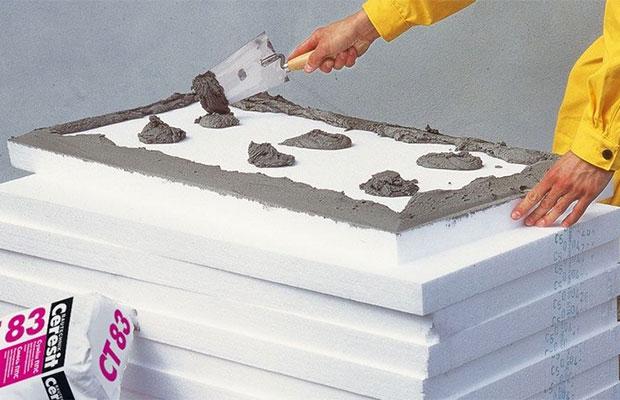 Сухие составы для пенопласта – замешиваем составы своими руками