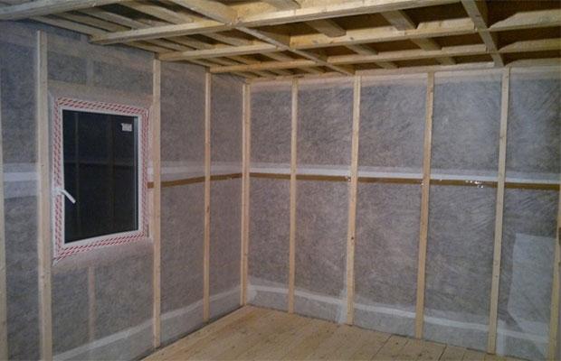 Изоляция стен от влаги– в каких случаях она необходима? фото