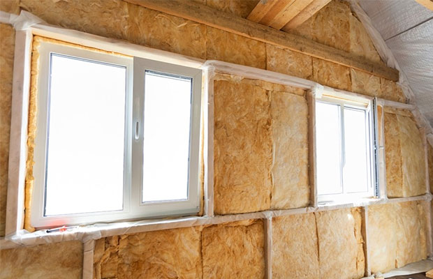 Минеральная и стеклянная вата – востребованные волокнистые утеплители