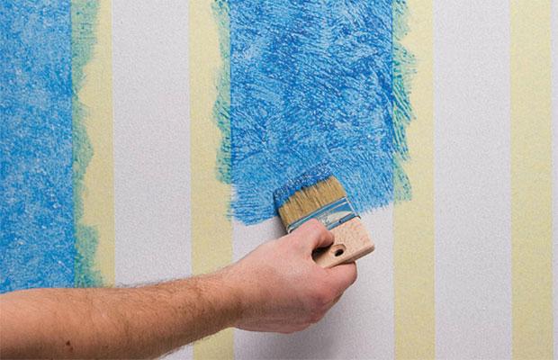 Какие полотна поддаются покраске?