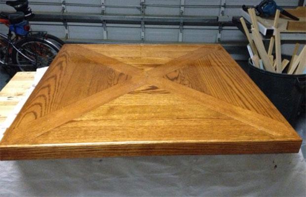 Деревянный массив дороже других материалов