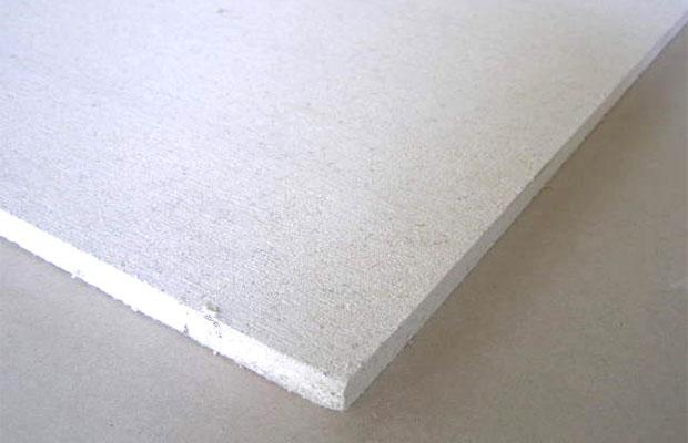 Гипсоволоконная плита обладает однородной структурой