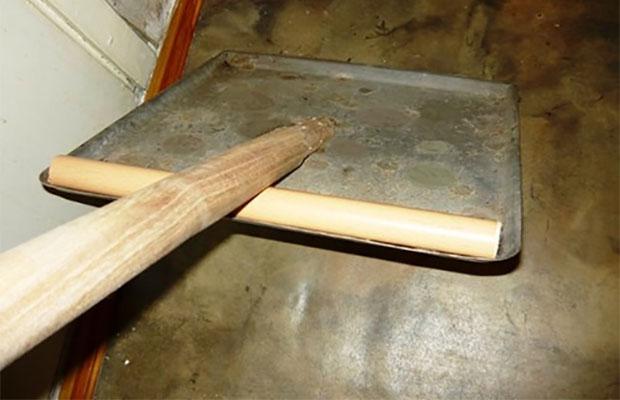 Как сделать деревянную лопату