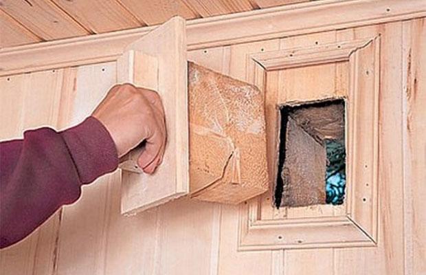 О создании эффективной вентиляции нужно позаботиться еще во время строительства