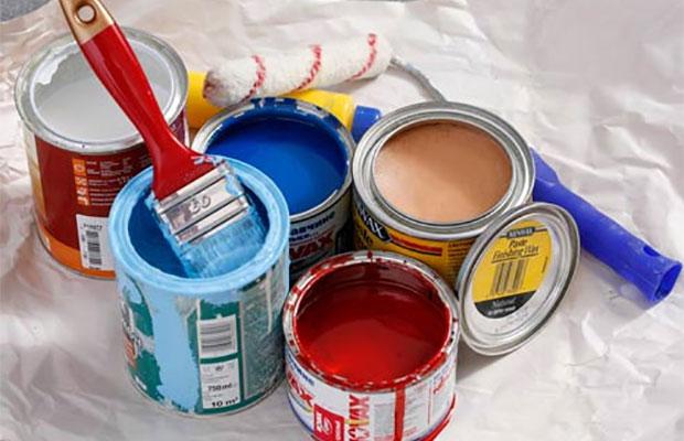 Рекомендуется использовать водоэмульсионную или водно-дисперсионную краску
