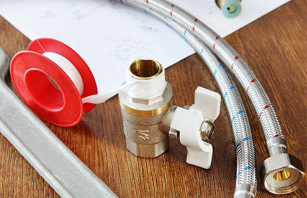 Срок службы соединения зависит от правильной техники намотки и качества уплотнителя