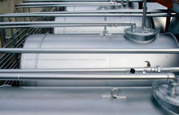 Серебрянка активно используется в производственных цехах