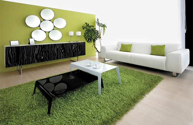 Зеленый цвет положительно влияет на эмоциональное состояние человека