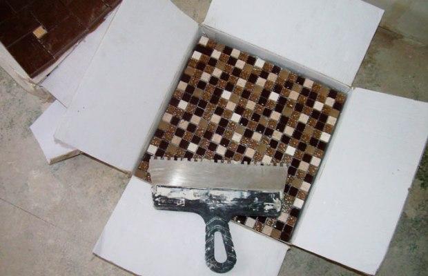 Готовые панно в виде квадратов позволят быстрее собрать отдельные чипы в единое целое