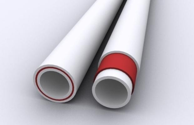 Существует широкий выбор размеров труб из полипропилена