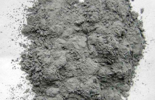 """Для производства """"серебрянки"""" используется пыль ПАП-1 и ПАП-2"""