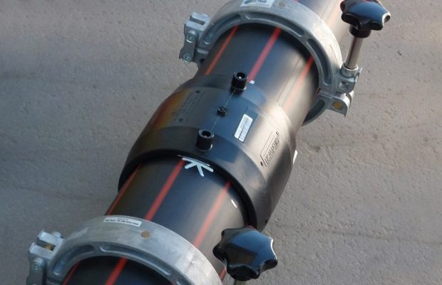 Способ стыковки при помощи муфты со встроенной нагревательной спиралью
