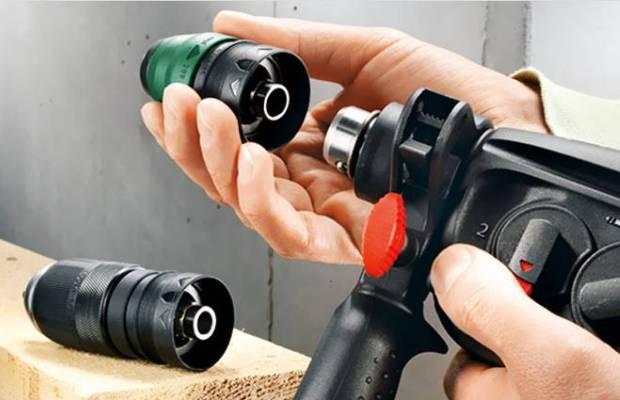 Для сверла с гладким цилиндрическим хвостовиком потребуется цанговый патрон