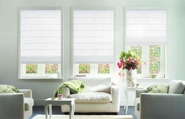 Рулонные шторы пользуются большой популярностью