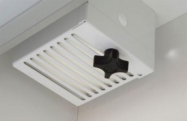 Большинство квартир оснащены приточно-вытяжной вентиляцией