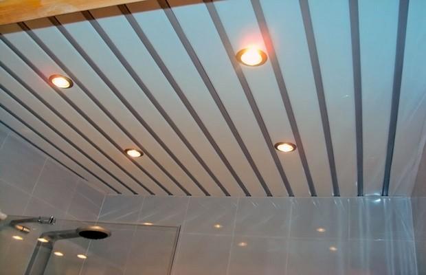 Реечные потолки качественные и надежные