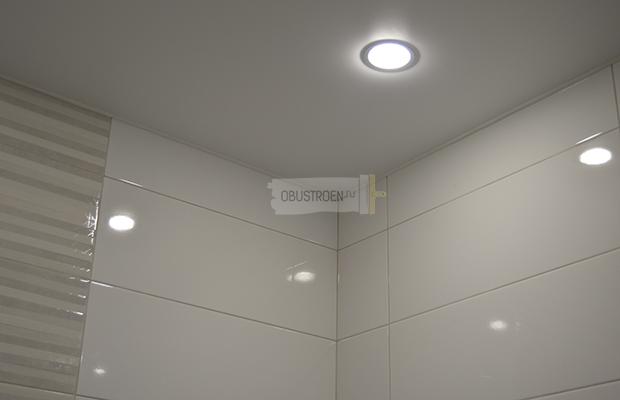 Монтируем потолок