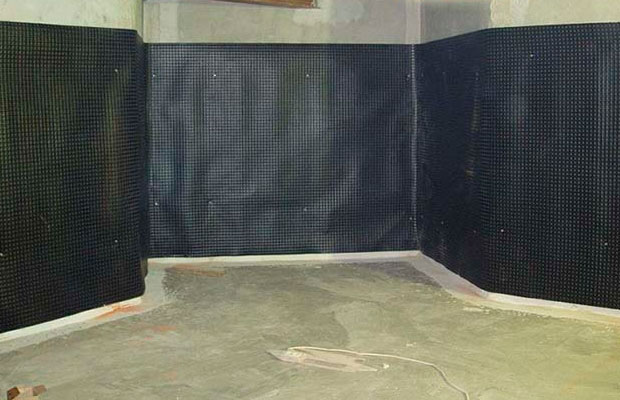 Мембраны можно использовать для любых поверхностей