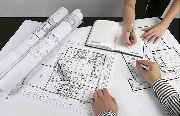 Перед началом работы следует сделать планы всех помещений