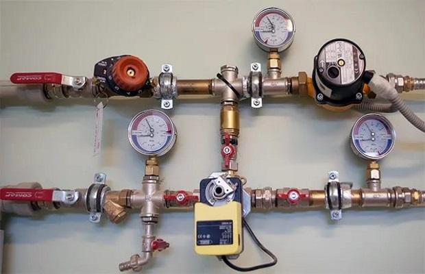 Манометр - прибор для измерения давления