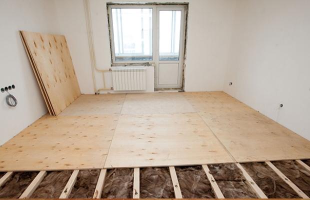 Укладка пола один из важнейших этапов при ремонте квартиры